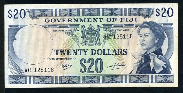 Курс фиджийского доллара