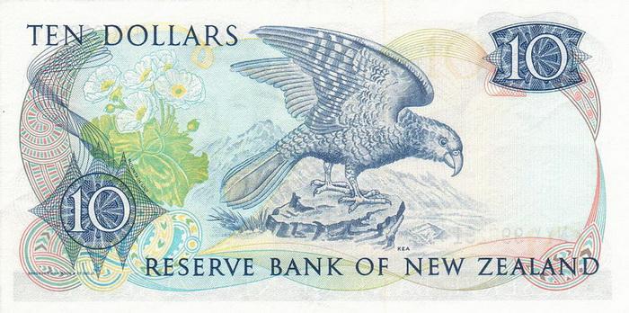 Новая зеландия курс доллара