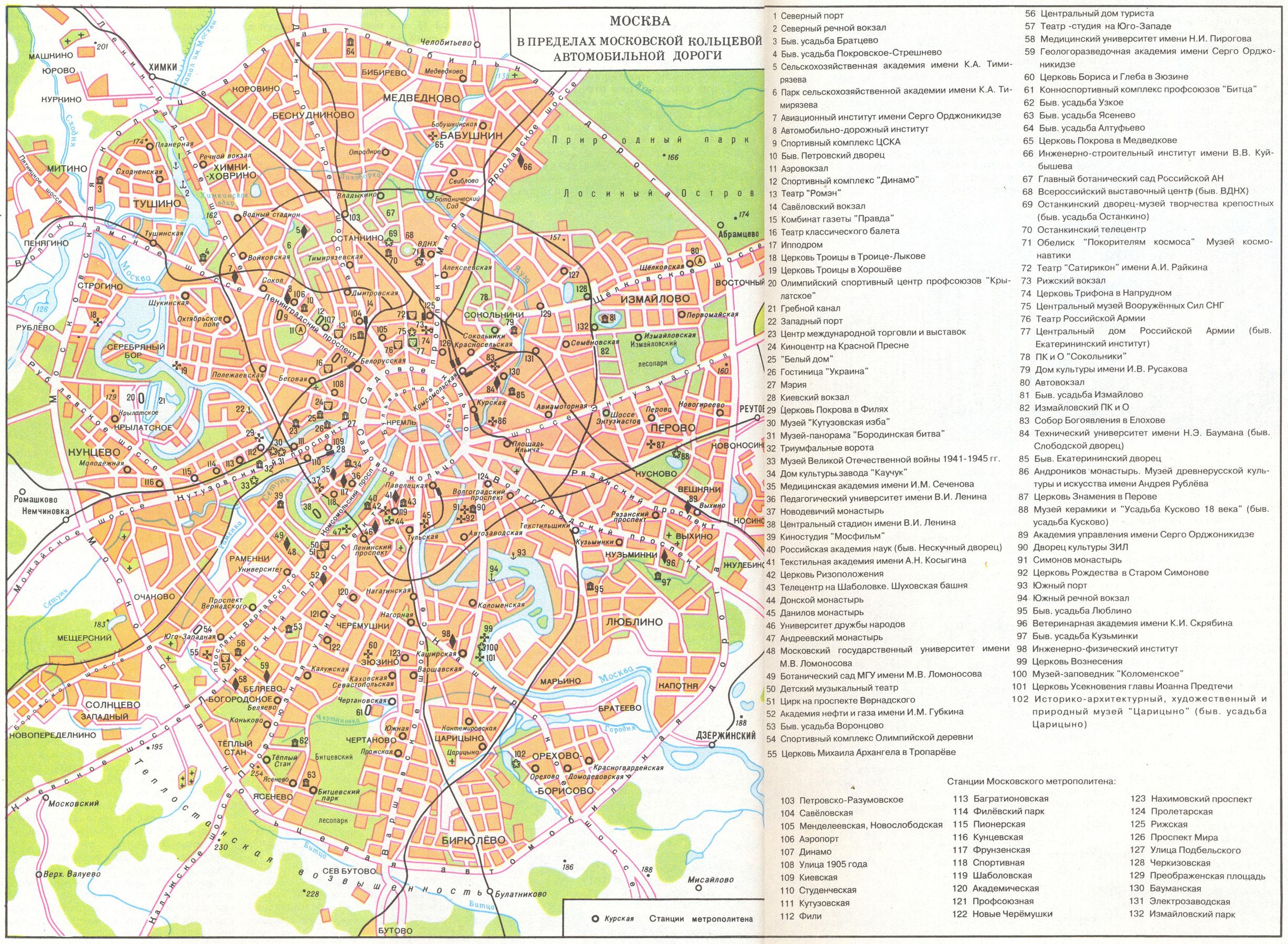 Городские бани Москвы