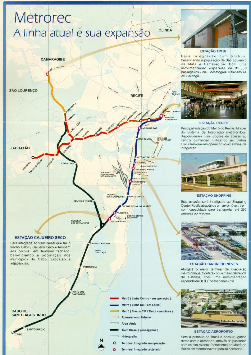 Метрополитены Южной Америки.